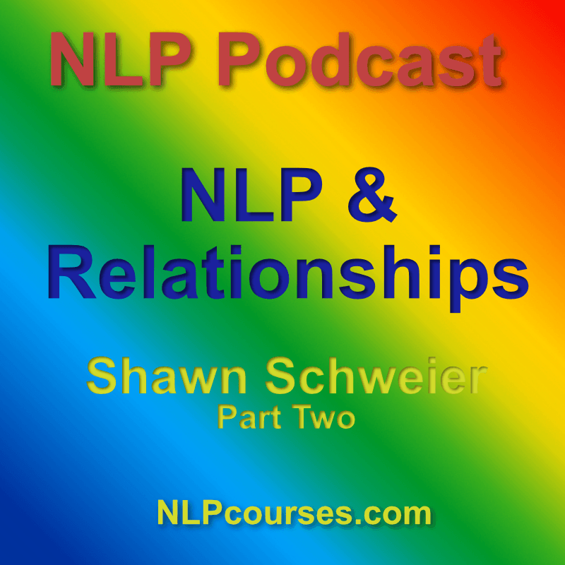 NLP & relationships interview part two