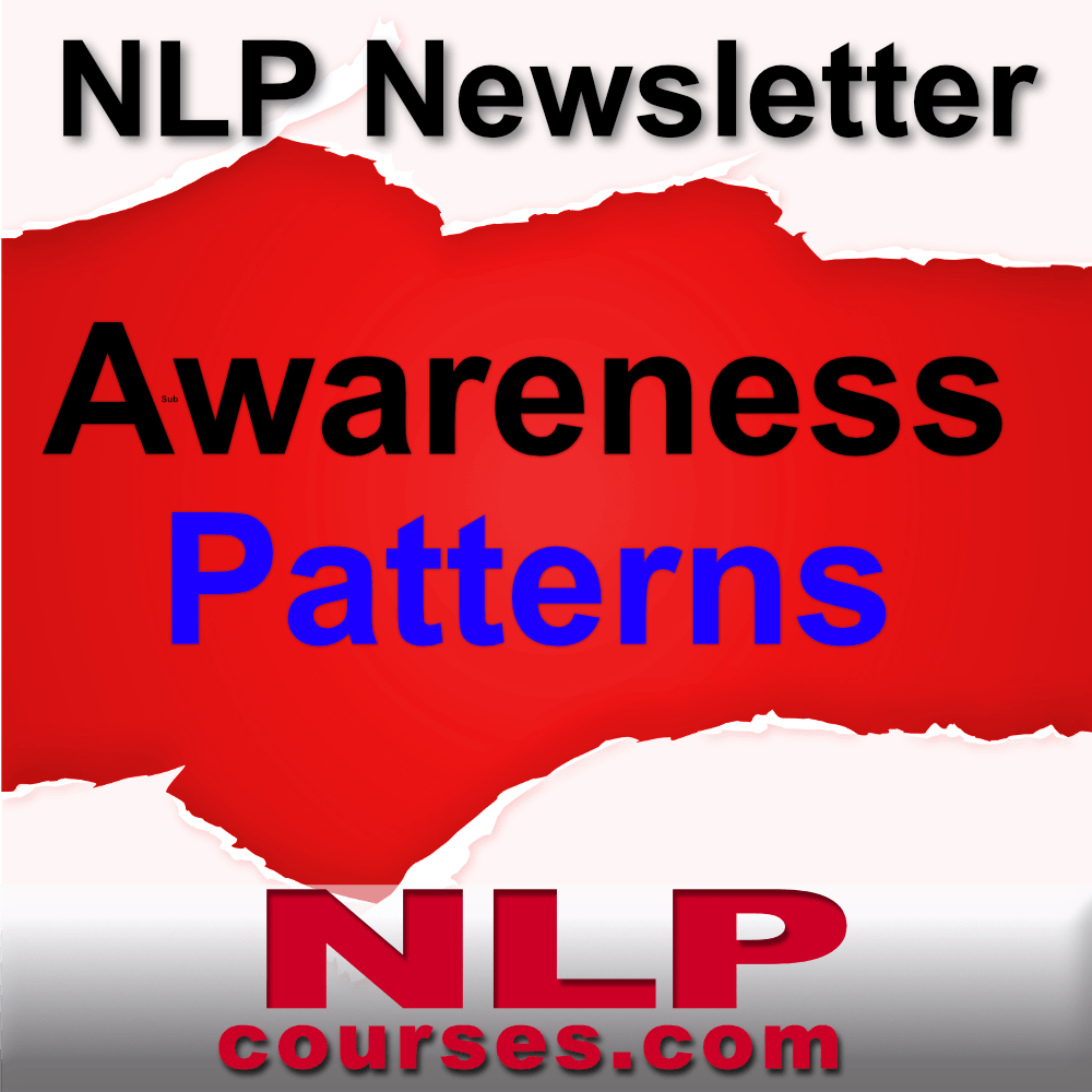 NLP Newsletter - Awareness Language Patterns - NLP Courses ...
